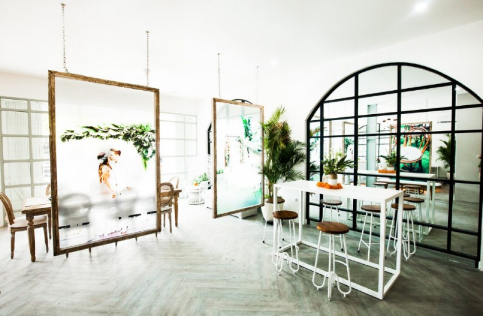 Bali Event Hire Showroom