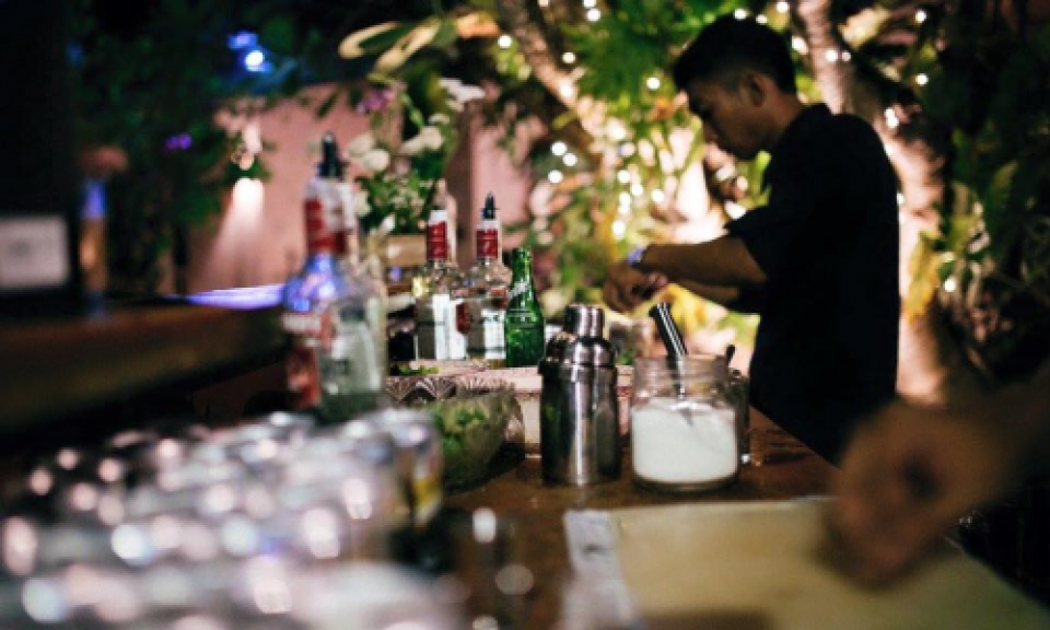 The Boogaloo: Bar Catering For Your Bali Wedding