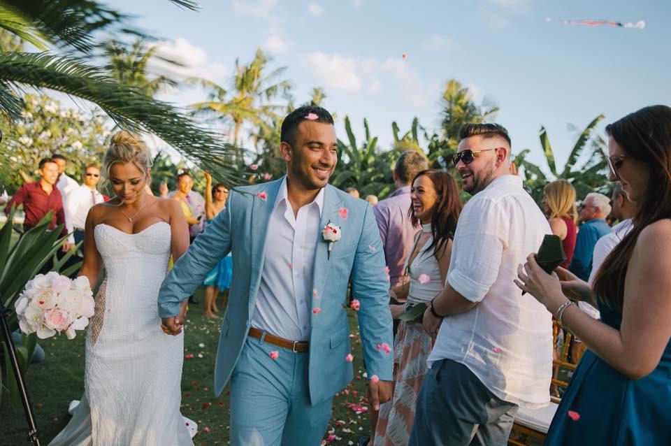 Legalising Your Bali Wedding